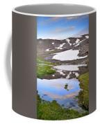 River San Juan And Lakes At Sunset Coffee Mug