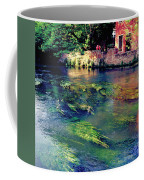 River Sile In Treviso Italy Coffee Mug