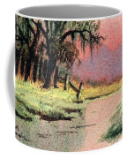 River Sunrise Coffee Mug