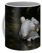 River Swan Coffee Mug