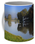 River Thames At Cookham Coffee Mug