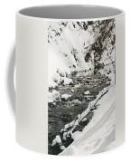 River Vertical Coffee Mug