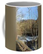 River Waterfall Coffee Mug