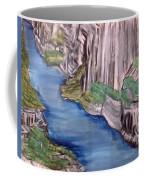 River With No End Coffee Mug