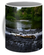 River Wye - In Peak District - England Coffee Mug