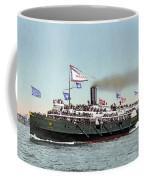 Riverboat, C1900 Coffee Mug