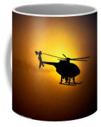 Riverside Ca Pd Air Support Coffee Mug