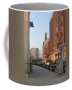 Riverwalk Bridge Crossing Coffee Mug