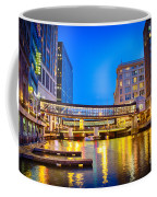 Riverwalk Shimmer Coffee Mug