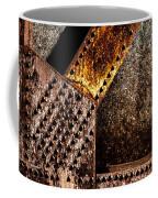 Rivets  Coffee Mug by Bob Orsillo