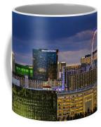 Riviera Balcony View Coffee Mug