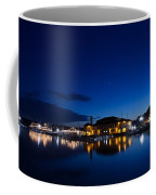 Riviera Blue Coffee Mug