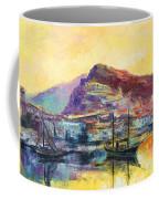 Riviera Di Ponente Coffee Mug