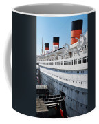 Rms Queen Mary Coffee Mug