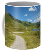 Road In The Mountains Coffee Mug