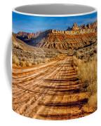 Road Into Solitude Coffee Mug