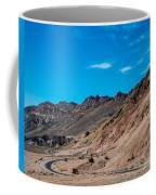 Road Through Badwater Coffee Mug