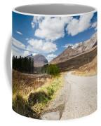 Road To Beinn Eighe Coffee Mug