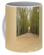 Road To Chenonceau Coffee Mug
