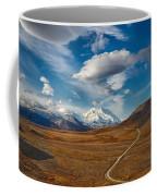 Road To Denali Coffee Mug
