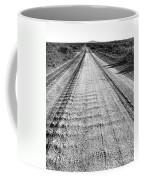 Road To Everywhere Bw Coffee Mug