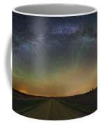 Road To Nowhere   Air Glow Coffee Mug