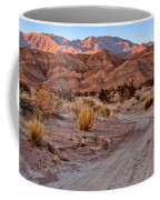 Road To The Badlands Coffee Mug