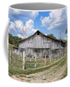 Road To The Barn - Featured In Old Building And Ruins Group Coffee Mug