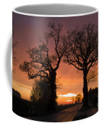 Road To The Night Coffee Mug