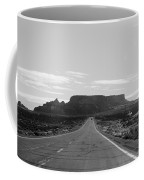 Road To The Rock Coffee Mug
