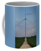 Road To The Windmill Coffee Mug