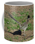 Roadrunner Male With Food Coffee Mug