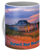 Roadside Attraction At Roswell Coffee Mug