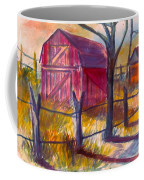 Roadside Barn Coffee Mug
