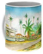 Roadside Food Stands Puerto Rico Coffee Mug