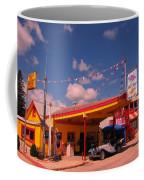Roadside Near Deadwood South Dakota Coffee Mug