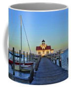 Roanoke Marches Lighthouse Coffee Mug