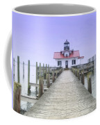 Roanoke Marshes Light  Coffee Mug