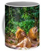 Roaring Lions Coffee Mug
