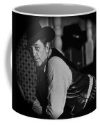 Robert Mitchum Young Billy Young  Old Tucson Arizona 1968-2009 Coffee Mug