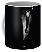 Robert Mitchum Young Billy Young  Old Tucson 1968 Coffee Mug
