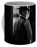 Robert Mitchum Young Billy Young Set Old Tucson Arizona  Coffee Mug