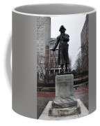 Robert Morris Financier Of The American Revolution Coffee Mug by Bill Cannon