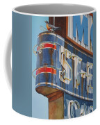 Robin And Motel Coffee Mug