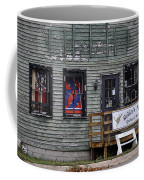 Robin's Nest Store In Autumn Michigan Usa Coffee Mug