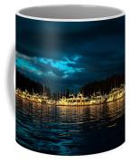 Roche Harbor  At Sunset Coffee Mug