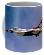 Rochester Air Show Thunderbirds Coffee Mug