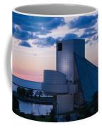Rock And Roll Hall Of Fame Coffee Mug by Dale Kincaid