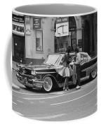 Rock And Roll Radio Campaign Coffee Mug