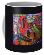 Rock Art Of Nevada Coffee Mug